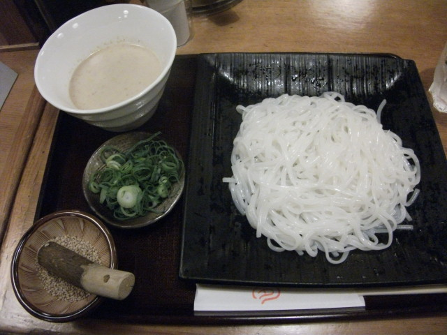 UDON:夢吟坊三宿本店@池尻大橋