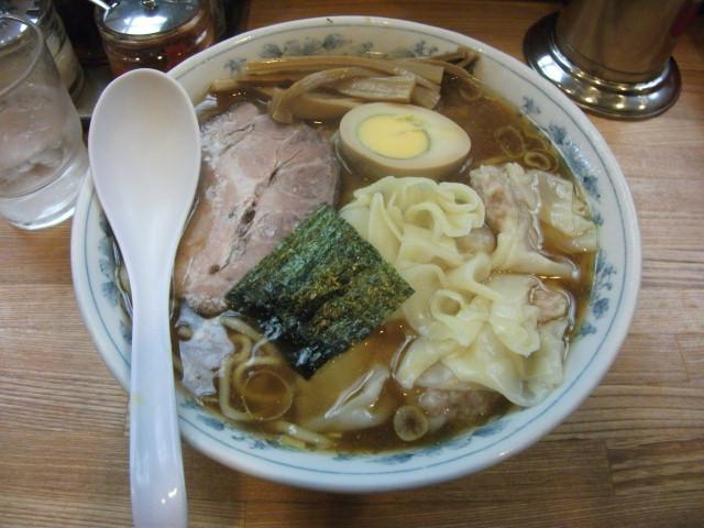 RAMEN:麺屋ごとう@池袋