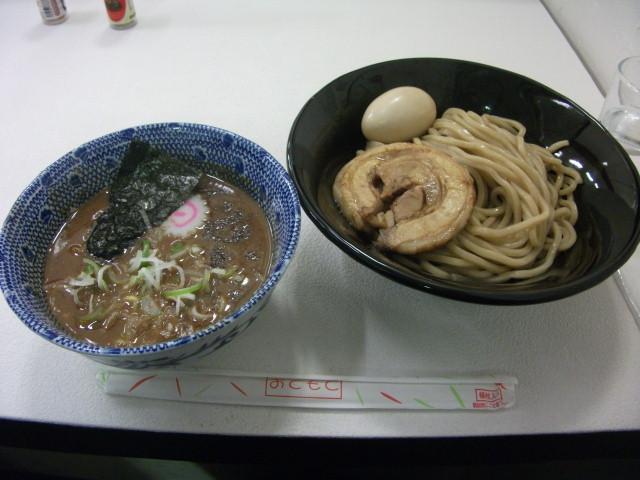 RAMEN:中華蕎麦とみ田@池袋西武