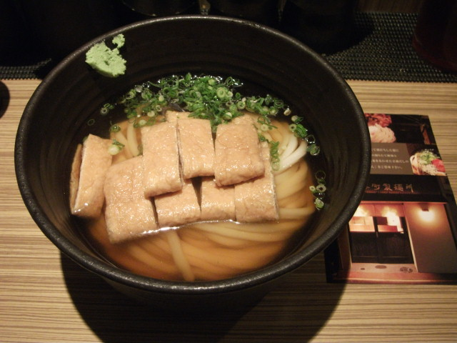 UDON:本町製麺所@堺筋本町