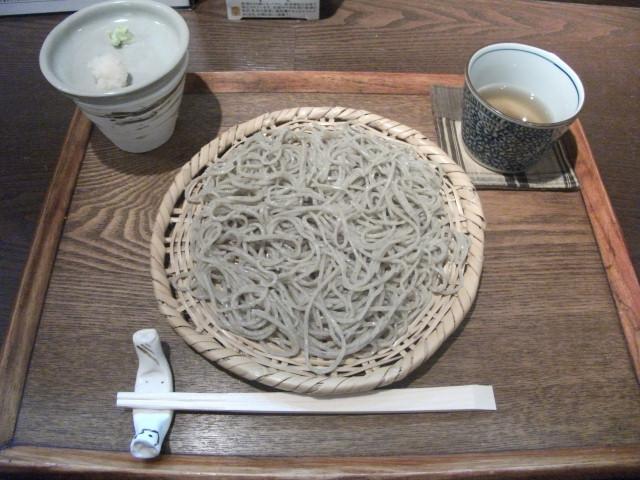 蕎麦:菊谷@石神井公園