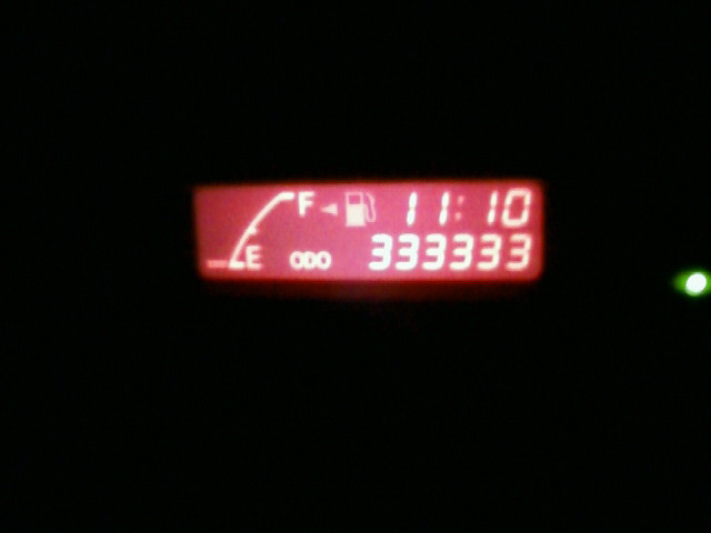 WiLL:333,333km