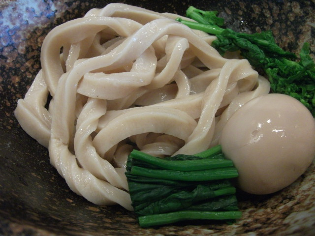 UDON:高円寺肉汁うどん夕虹