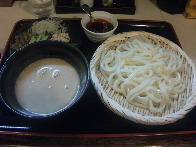 UDON:福助@清瀬