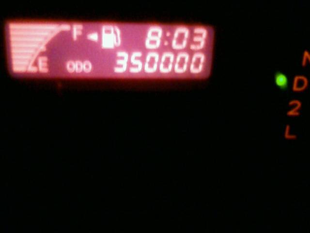 WiLL:35万km
