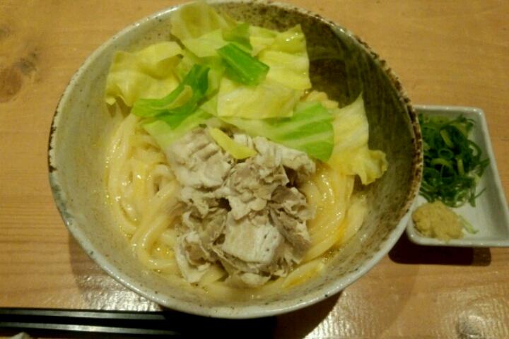 UDON:麺活3軒