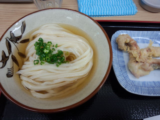 UDON:いわい@十条