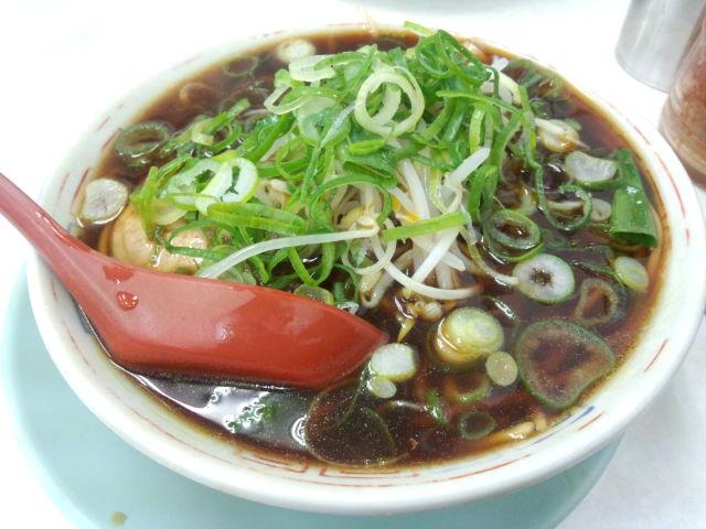RAMEN:新福菜館と第一旭@京都